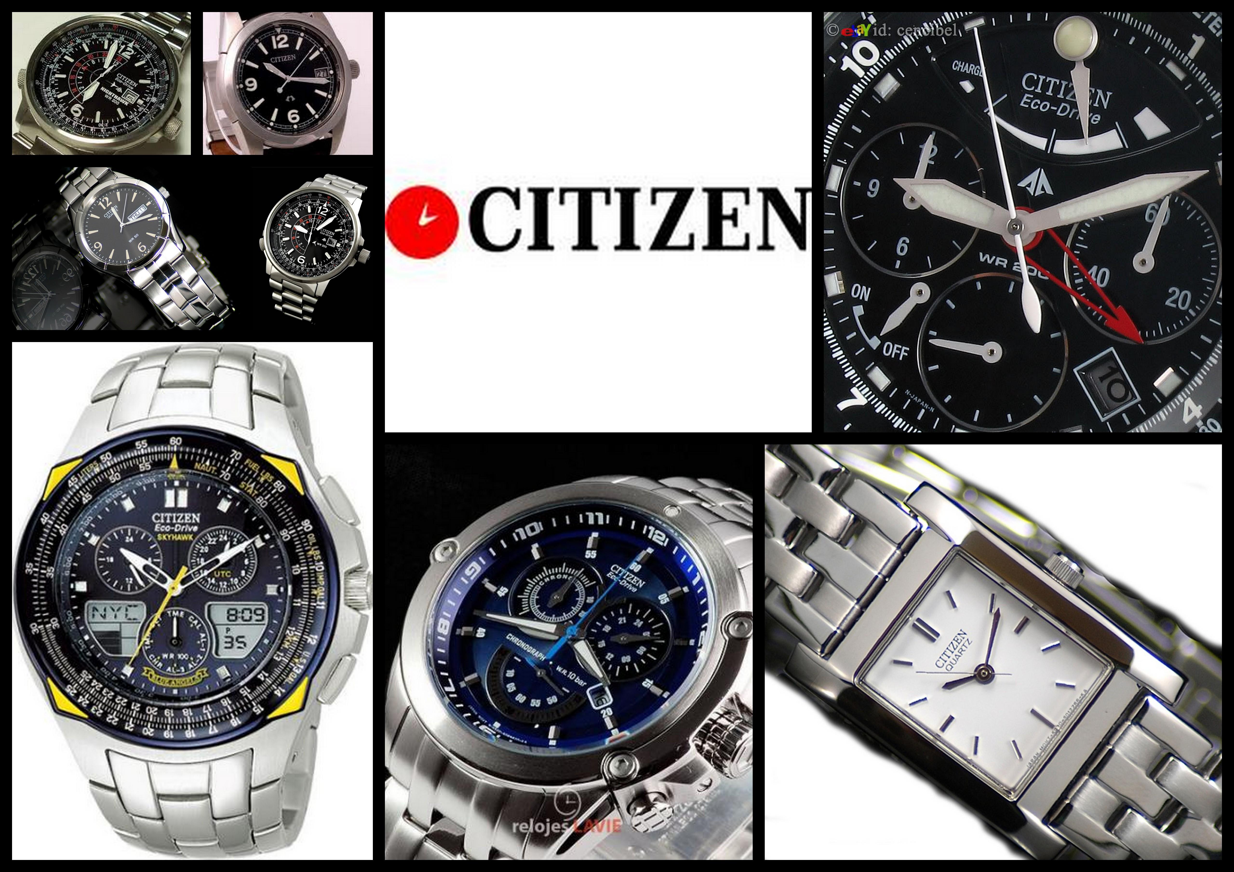 Relojes Citizen Joyeria Azurite